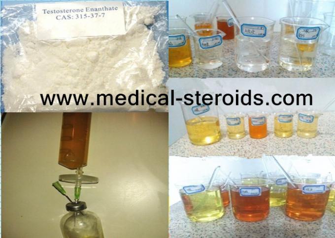 Male Hormone Testosterone Enanthate / Male Sex Hormones For Men Hypofunction