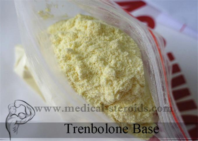 Powderful Trenbolone Base Anabolic Muscle Gain Steroids For Bodybuilding CAS 10161-33-8