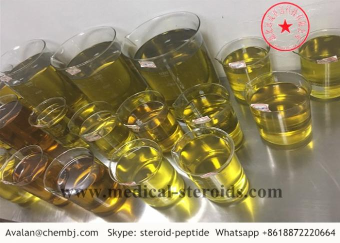 Premade Injectable Anabolic Steroids Mass Stack 500 Mg/Ml Muscles Strength