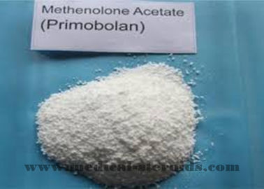 China CAS 434-05-9 Methenolone Acetate Primobolan / Anabolic Steroids For Weight Loss distributor