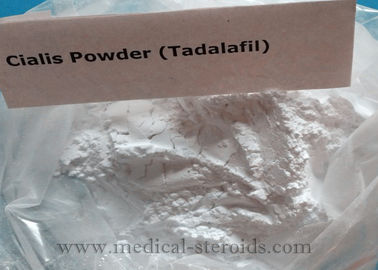 China 171596-29-5 Male Enhancement Steroids Cialis Tadalafil forTreatment Of Erection Dysfunction distributor