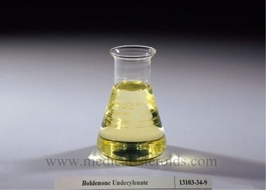 China Boldenone Undecylenate Injectable Anabolic Steroids For Losing Weight , CAS 13103-34-9 factory