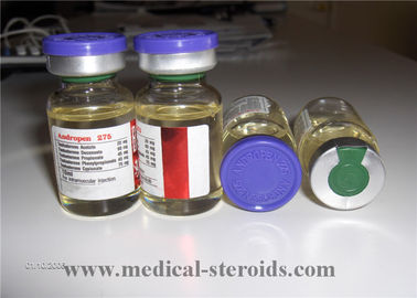 China Mixed legal injectable steroids Oil Andropen 275 Mg/Ml anabolic steroids muscle gain factory