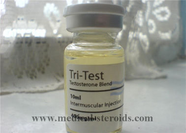 China Mixed legal injectable steroids Semi Finished Liquid Tri Test 400 for Bodybuilding factory