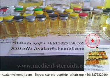 China Bodybuilding Strongest Injectable Blend Oil FMJ 300 Mg/Ml Newest Injection distributor